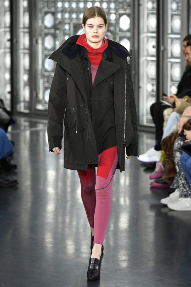 Atlein RTW Fall 2018 - Paris fashion Week