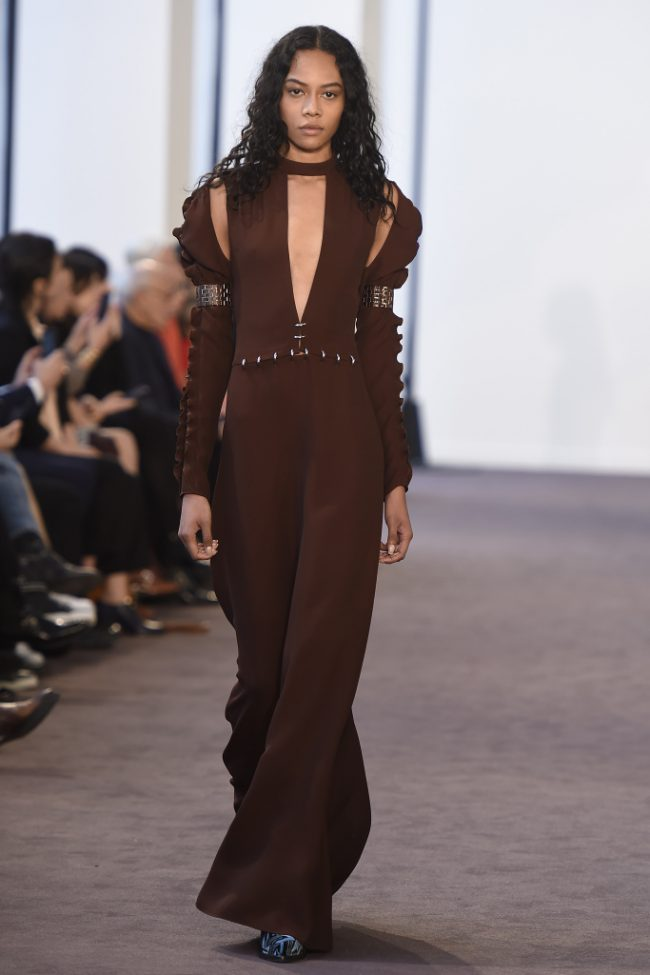Chloé RTW Fall 2018- Paris Fashion Week