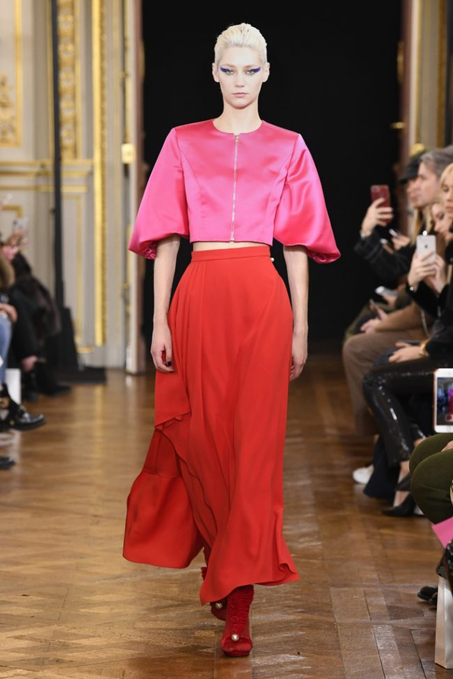 Ingie Paris RTW Fall 2018 - Paris Fashion Week