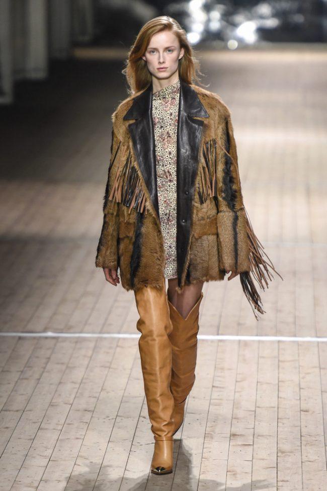Isabel Marant RTW Fall 2018 - Paris Fashion Week