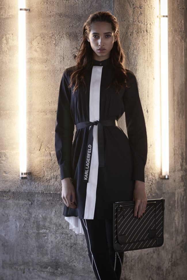 Karl Lagerfeld RTW Fall 2018 - Paris Fashion Week
