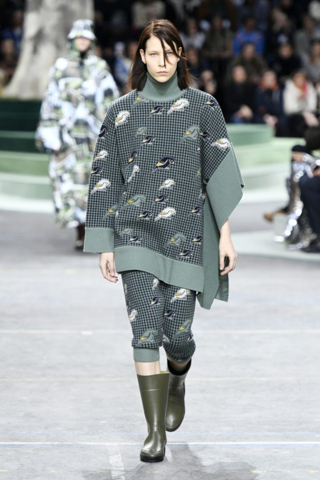 Lacoste RTW Fall 2018 - PARIS Fashion Week