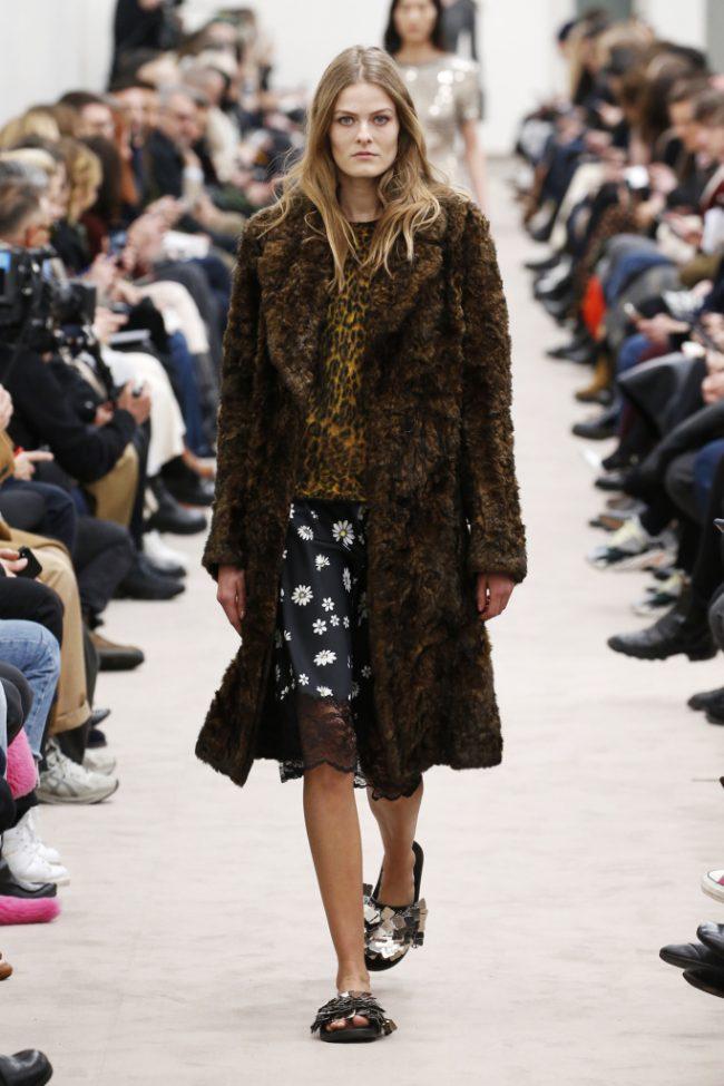 Paco Rabanne RTW Fall 2018 - Paris Fashion Week