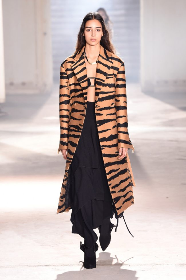 Proenza Schouler Couture Fall 2018 - Paris Fashion Week