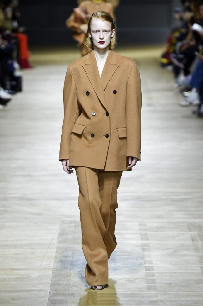 Rochas RTW Fall 2018 -Paris Fashion Week
