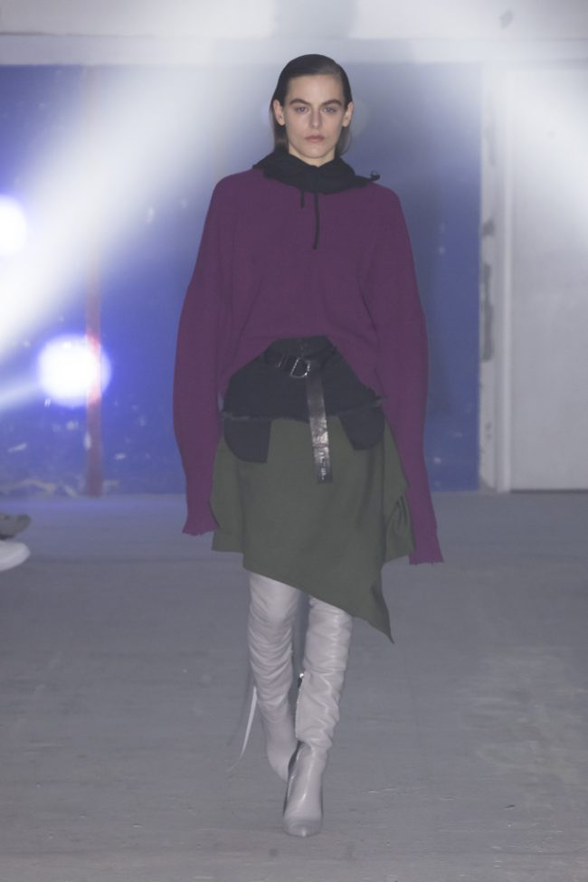 Unravel RTW Fall 2018 - PARIS Fashion Week