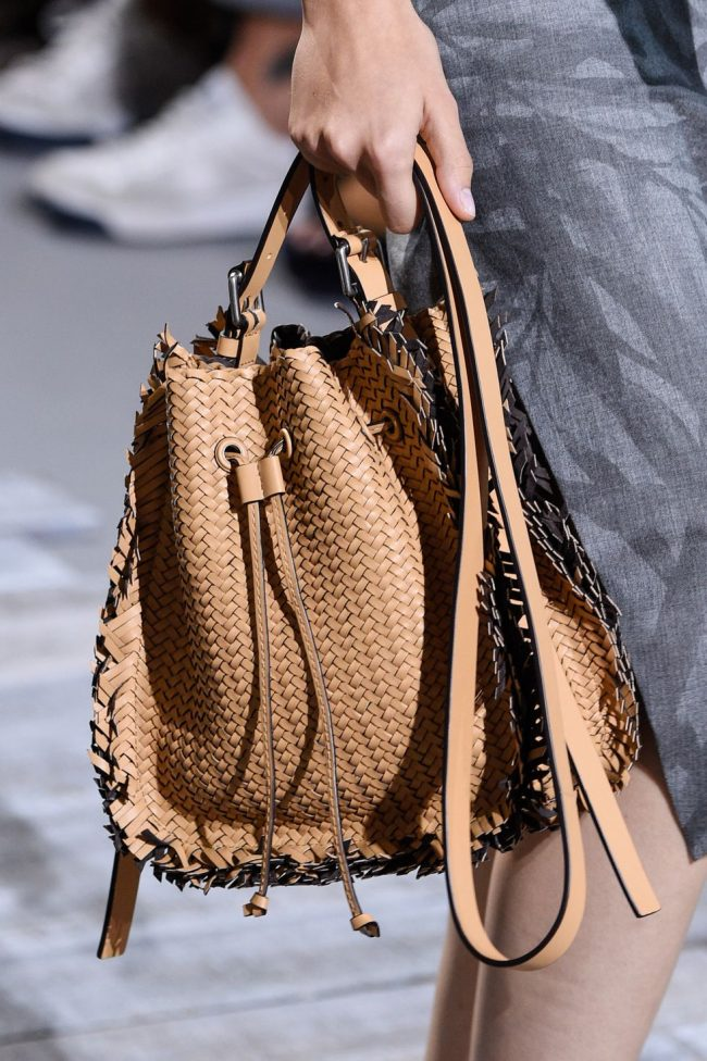Michael Kors Collection handbags of Summer 2018
