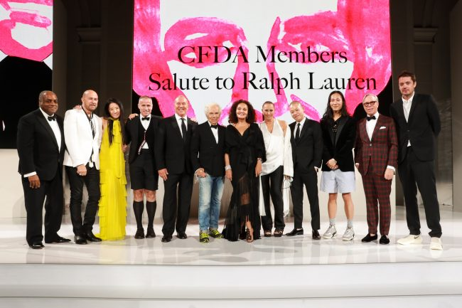 A celebration of American fashion, creativity and innovation; welcome to the fashion highlights from the 2018 CFDA Awards!