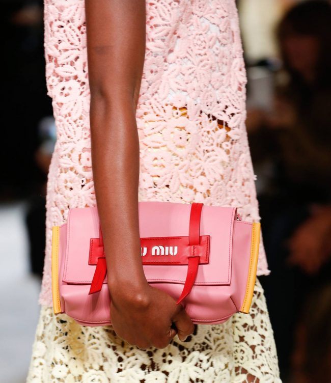 Miu Miu Summer 2018 Handbag