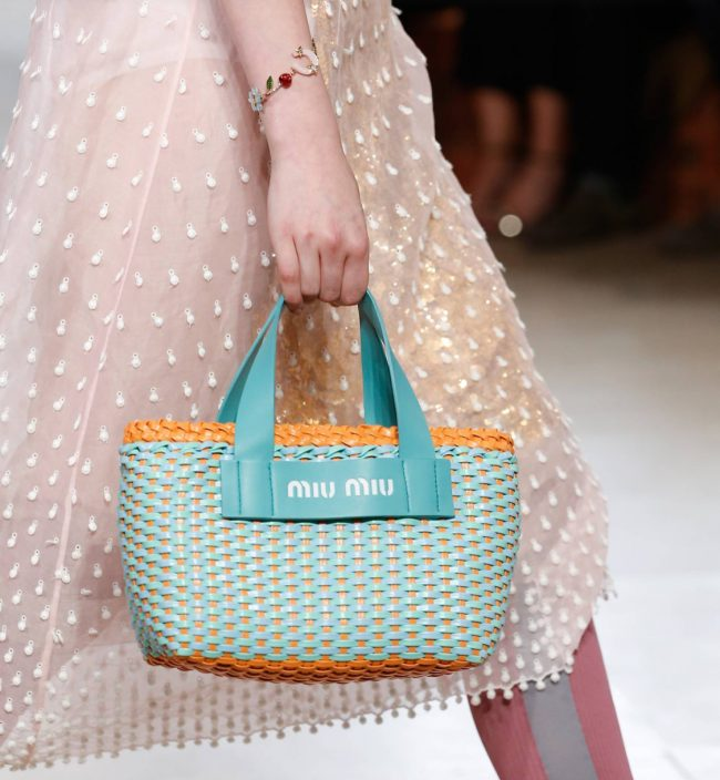Miu Miu handbags of Summer 2018