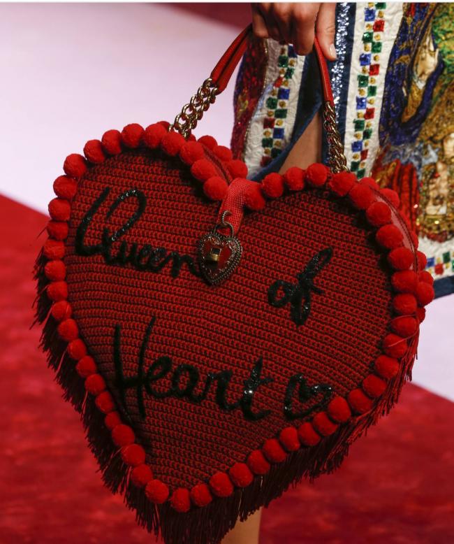 Dolce Gabbana Summer 2018 Handbag