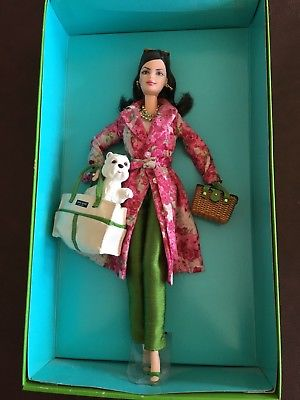 Kate Spade Barbie Doll Limited Edition Designer Collection