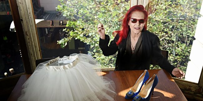 Patricia Field Sex and the City Costume Designer