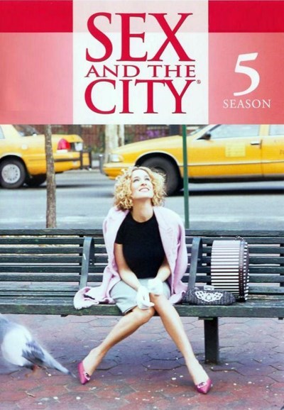 Sex and the City season 5 poster