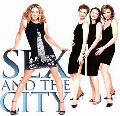 Sex and the City season 2 poster