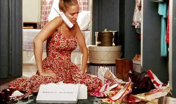 Everything Carrie Bradshaw touched was golden for brands. Single-handedly, the show was responsible for setting  cultural and fashion trends, and deeply influencing the spending habits that would shepherded millennials through the early 2000s.