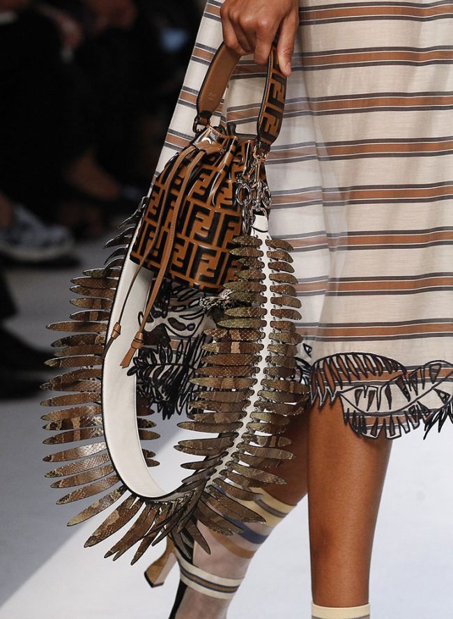 Fendi handbags of Summer 2018