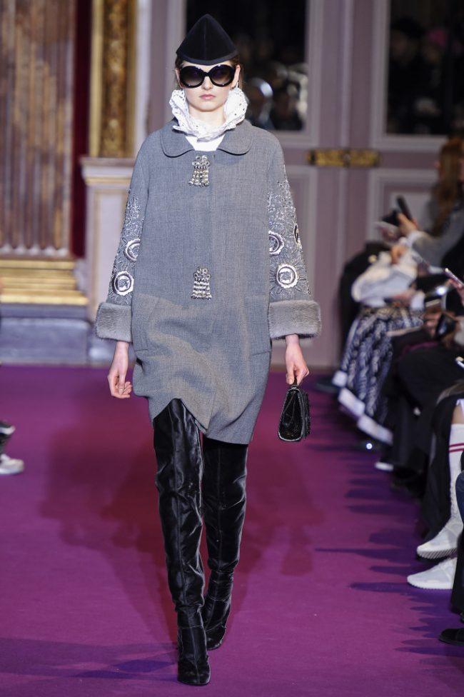Andrew Gn RTW Fall 2018 - Paris Fashion Week