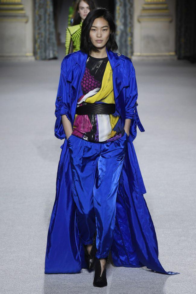 Balmain RTW Fall 2018 - Paris Fashion Week