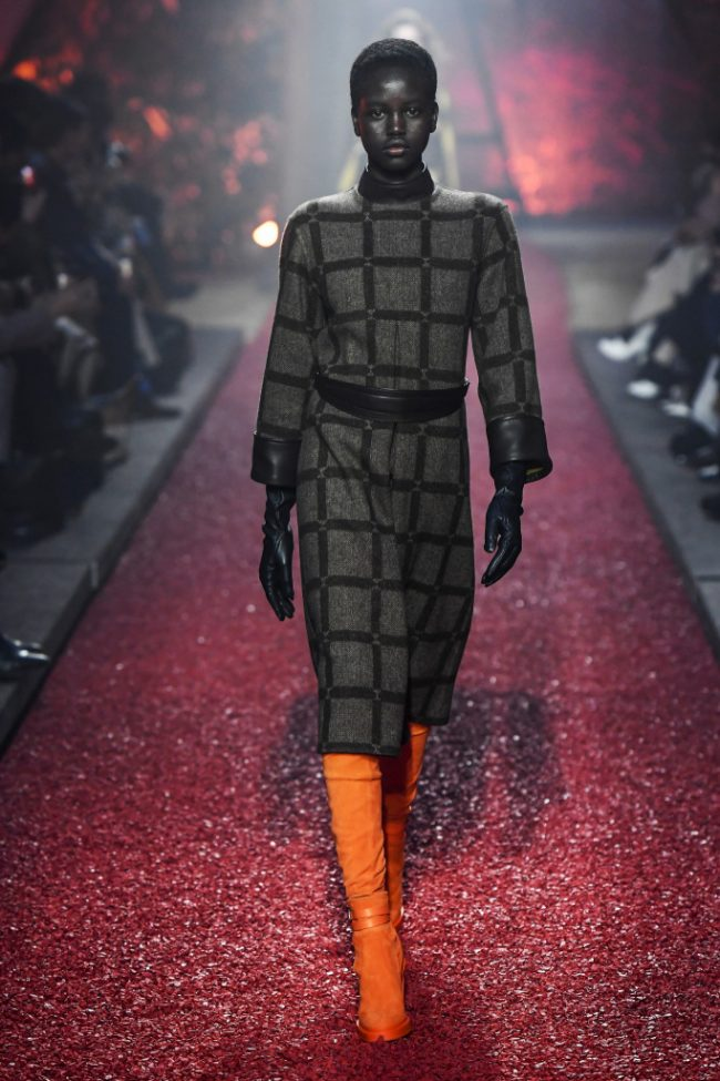 Hermes RTW Fall 2018 - Paris Fashion Week