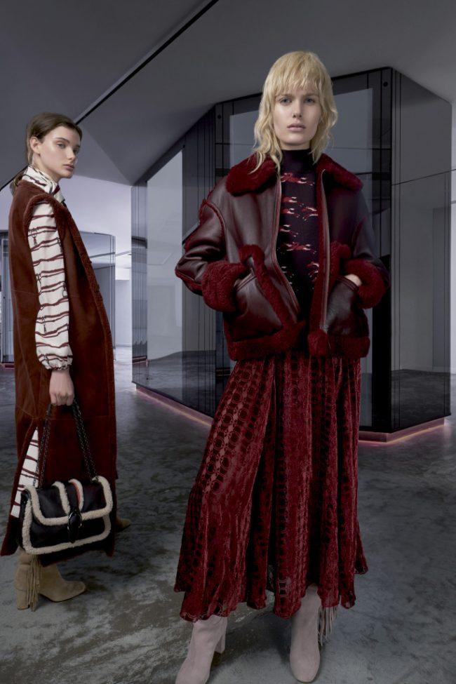 Longchamp RTW Fall 2018 - Paris Fashion Week