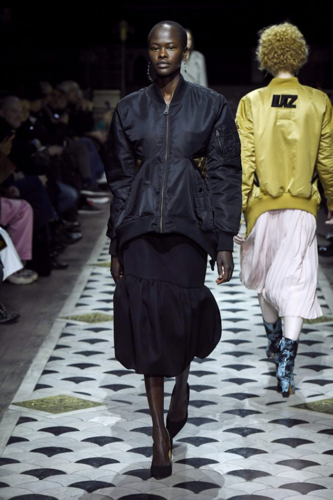 Lutz Huelle RTW Fall 2018 - Paris Fashion Week