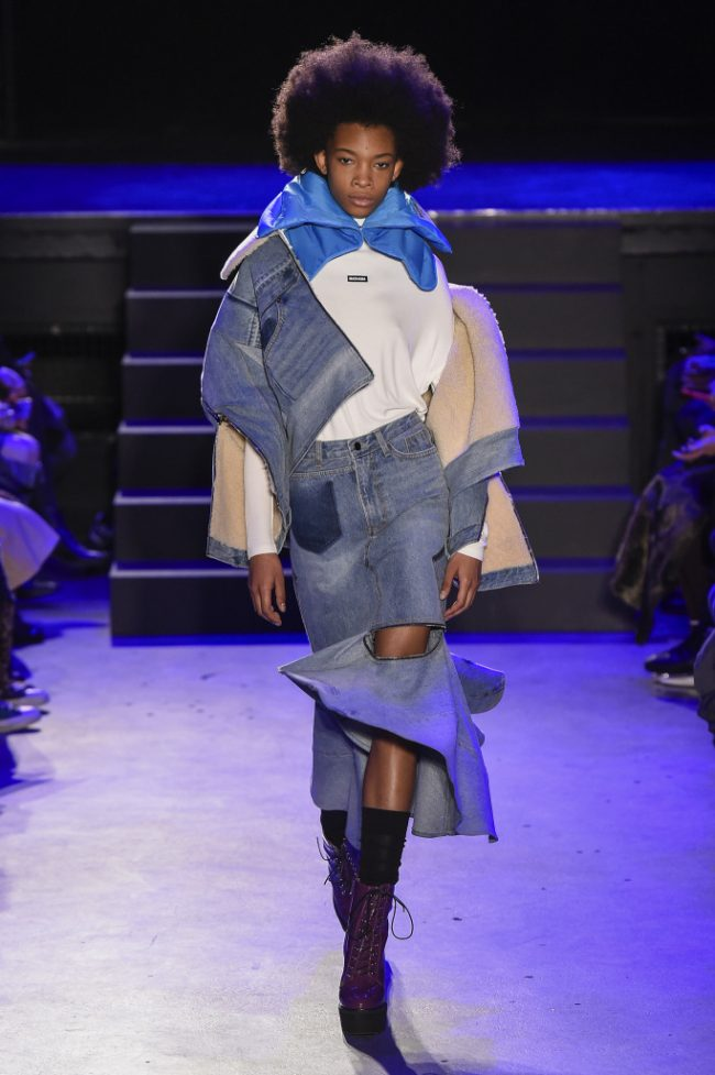 Mashama RTW Fall 2018 - Paris Fashion Week