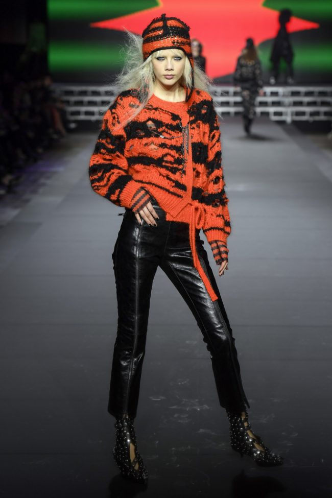Sonia Rykiel RTW Fall 2018 - Paris Fashion Week