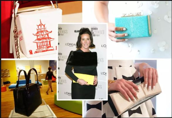 the whimsical side of Kate Spade's handbag legacy