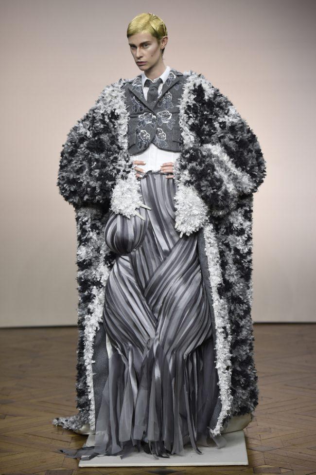 Thom Browne RTW Fall 2018 - Paris Fashion Week