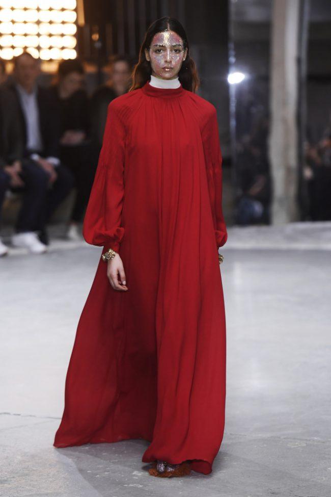 Giambattista Valli RTW Fall 2018 - Paris Fashion Week