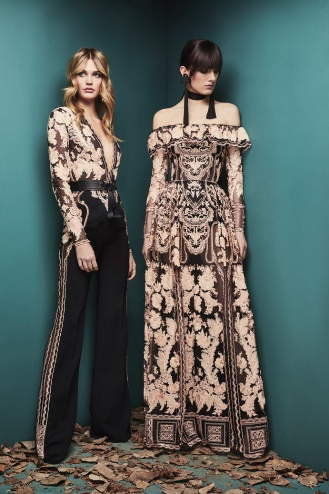Zuhair Murad RTW Fall 2018 - Paris Fashion Week
