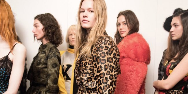 Fall 2018 Courtesy of New York Fashion Week - Michael Kors