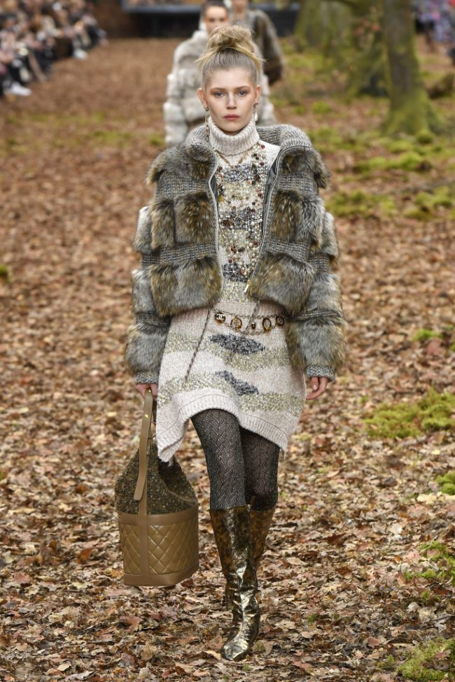 Chanel RTW Fall 2018 - Paris Fashion Week