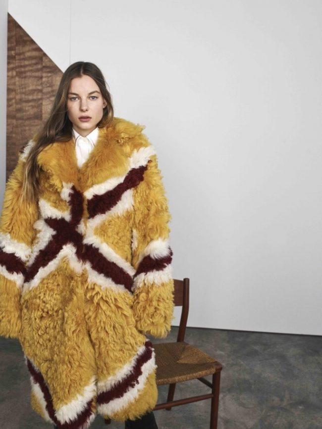 Fur's unwavering demand as seen on the Fall 2018 runways
