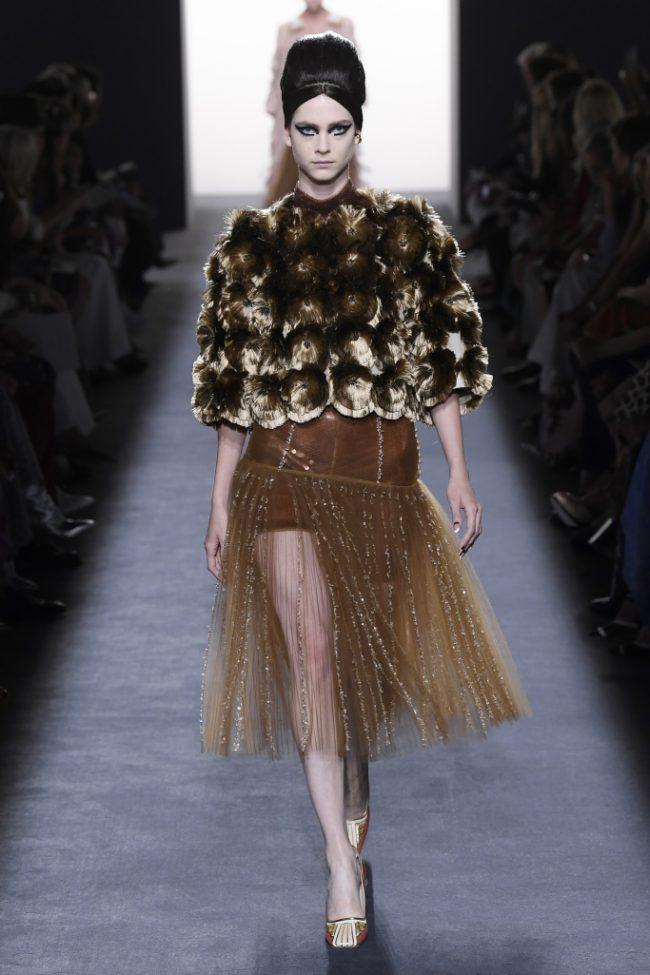 Fendi Haute Couture Fall 2018