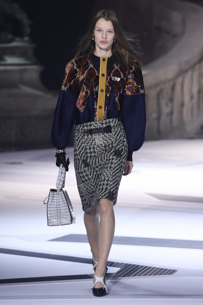 Louis Vuitton RTW Fall 2018 - Paris Fashion Week