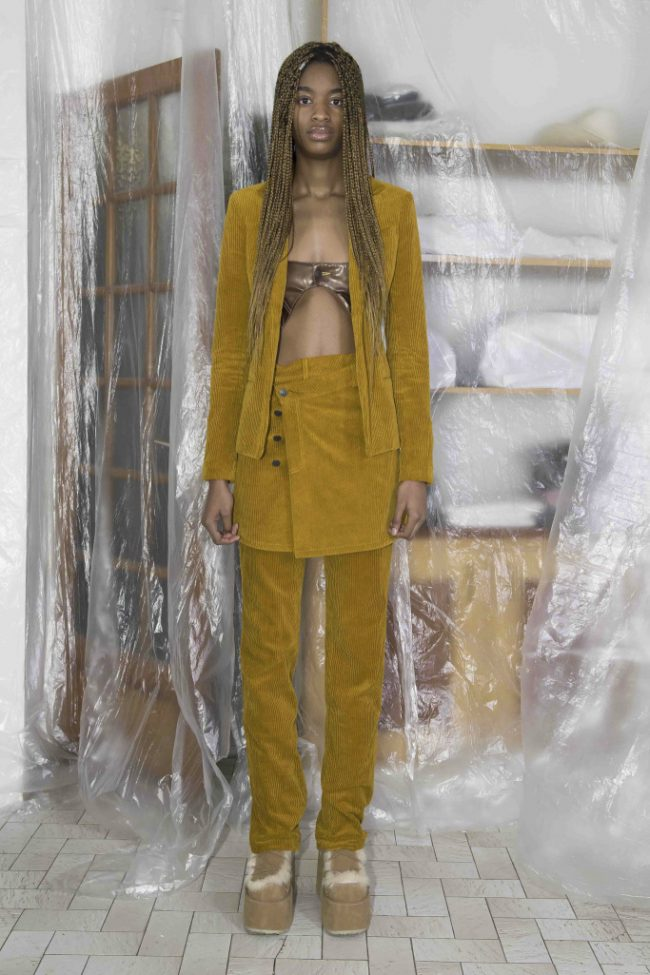Ottolinger RTW Fall 2018 - Paris Fashion Week
