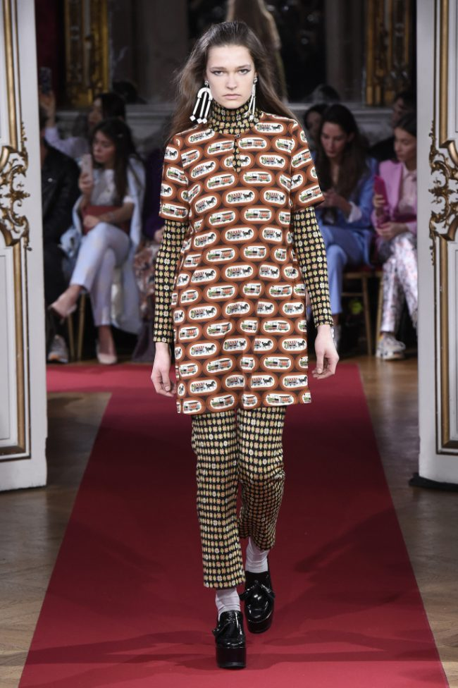 Paul & Joe RTW Fall 2018 -Paris Fashion Week