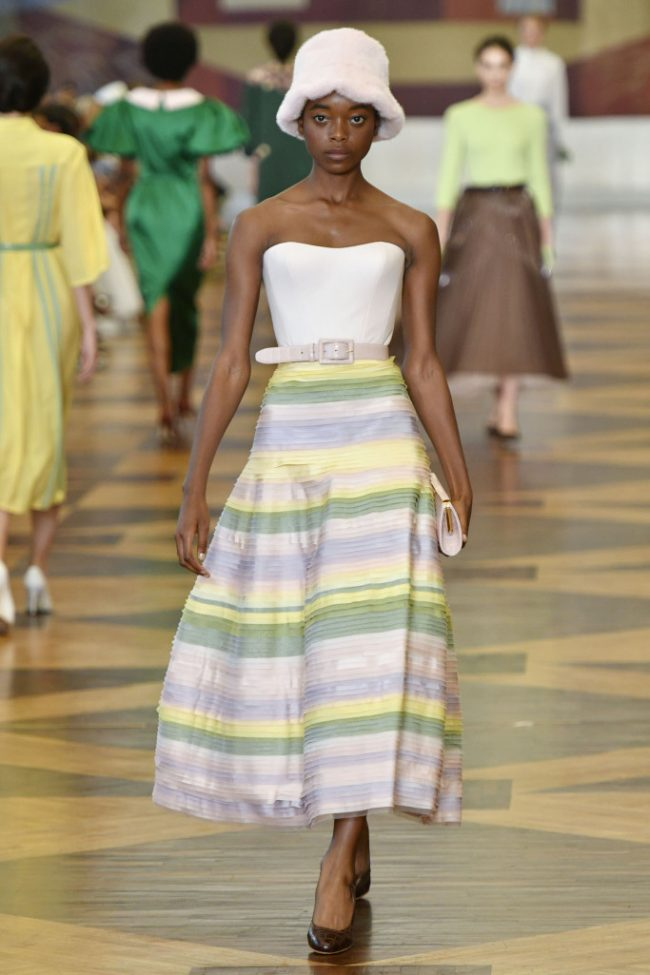 Ulyana Sergeenko Haute Couture Falll 2018