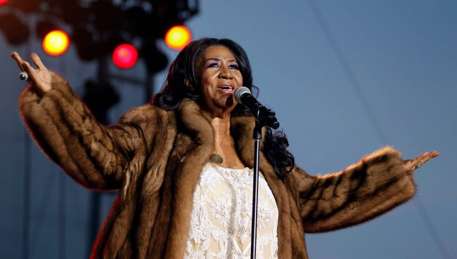 Rest in soul Aretha Franklin... your legacy will never fade