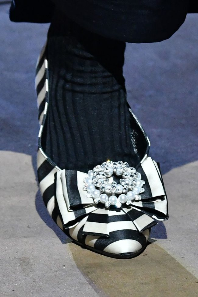 Marc Jacobs Fall 2018 shoes