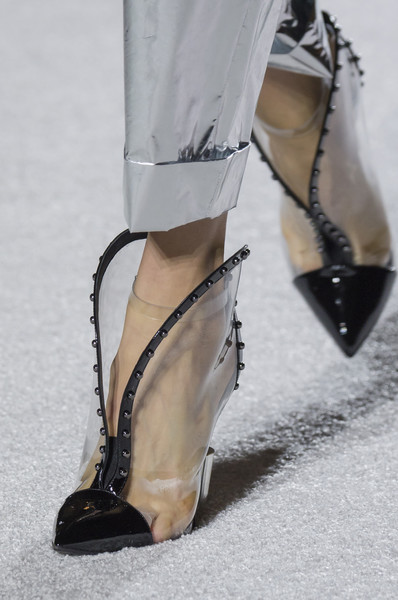 Balmain Fall 2018 shoes