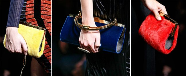 Balmain Fall 2018 handbags for fall 2018
