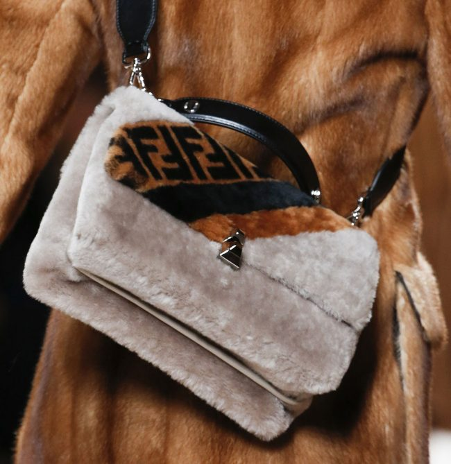 Fendi handbags for fall 2018