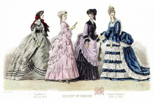historical fashion influencer influencing fashion