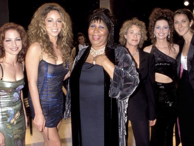 Mariah Carey and Entire 1998 'Divas Live' Lineup Honor Aretha Franklin: 'Inspiration
