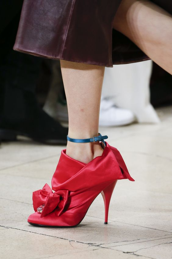 Miu Miu Fall 2018 shoes
