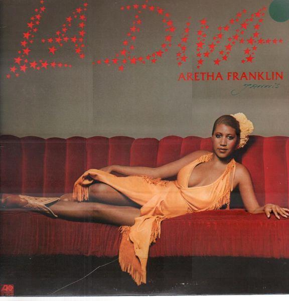ARETHA FRANKLIN (LP) LA DIVA 1979