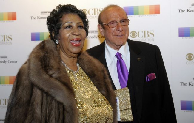 Aretha Franklin at the BET Honors 2014